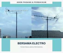 Specialist pemasangan sinyal antena tv lokal
