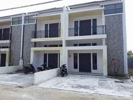 Rumah cluster Ms Residence type 120