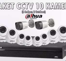 Kamera cctv komplit