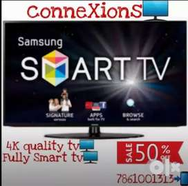 BUMPER SALE : 55inches 4k UHD Smart Android TV at Wholesale Price