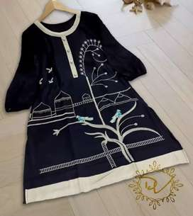 Stitched kurties at reasonable price