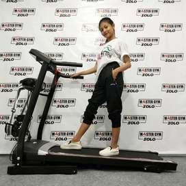 Alat Olahraga Treadmill Elektrik QN/456 - Kunjungi Toko Kami