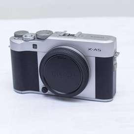Fujifilm X-A5 Body WIFI Mulus Fullset