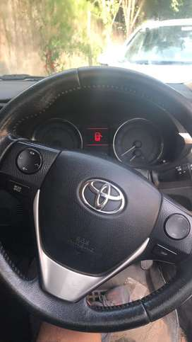 Alloy wheel,leather seat cover , touch music system