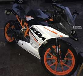 RC 390 sport. Top class bike, well maintained