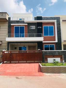 Brand New Luxurious Designer House For Sale