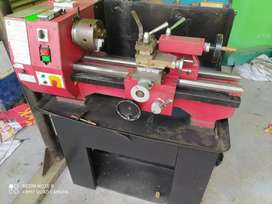 Bubut mini late swing 250mm pjg krj 450mm