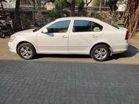 Skoda Laura White 2010 Diesel Superb Condition