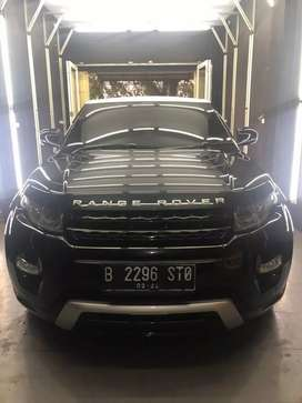Range Rover Eque Panoramic 2011.