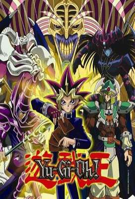 anime yugioh duel monster