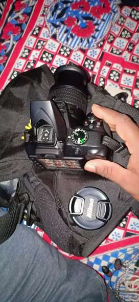 Nikon d3400. Single leans
