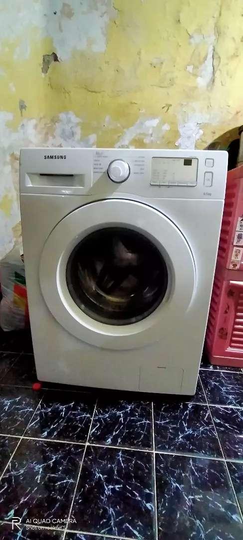 Mesin cuci SAMSUNG FRONT LOADING 6.5 kg 0