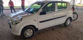 Maruti Suzuki Alto 800 2012 LPG Good Condition