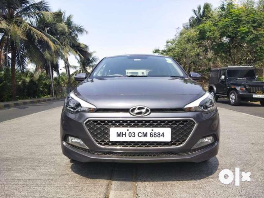 Hyundai Elite i20 Asta 1.2 (O), 2017, Petrol