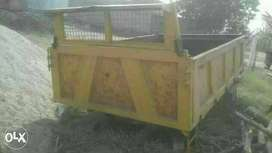 Dumper body in excellent condition with Jack,