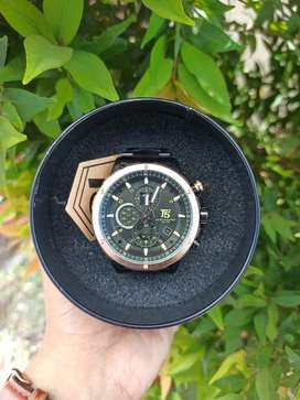 Jam Tangan Pria T5 H 3588 Import Original