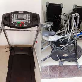 Treadmill hi treamill/ Exercise cycle hi cycle