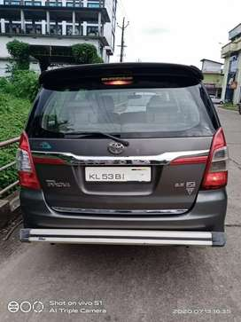Toyota Innova 2010 Diesel Well Maintained, neat and clean