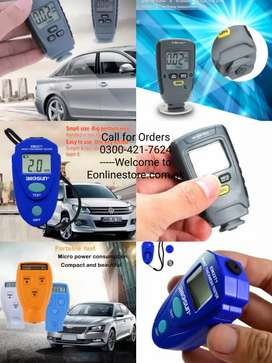 Digital Backlight LCD Film Thickness Meter Car Paint Thickness Test