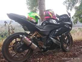 Ninja 250 karbu 2009