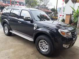 Ford everest Manual 2010 ,BUC