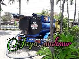 Sedot wc Jaya Makmur manyar Gresik