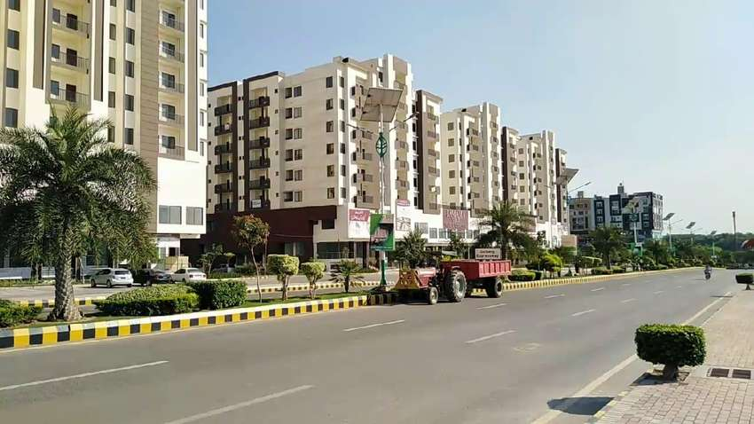 769 Square Feet Flat In Stunning Gulberg Is Available For Rent