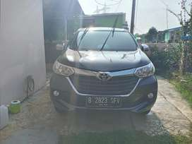 Toyota Avanza G matic 2015