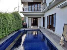 3 Bedrooms Umah Bayu Villa, Furnished in Kerobokan Bali