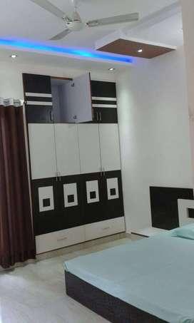4BHK Semi- Furnished Second Floor in Aggarwal Street Omaxe City B.Garh