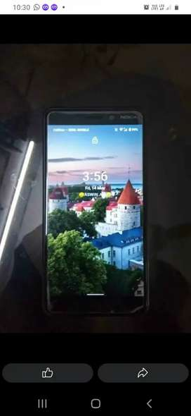 Nokia6.1 4gb ram