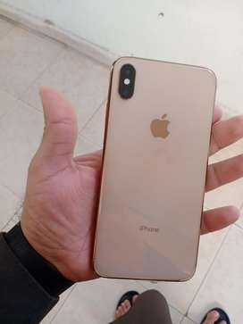 Iphon Xs max 256 gb