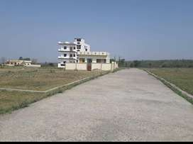 Plot for sale at defence colony bhauwala greens new mussorie bypass