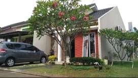 Dikontrakan Rumah Full Furnished Serpong Garden 1 dekat BSD Bintaro