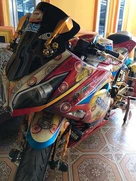 Di jual ninja 250 fi th 2013 full spek