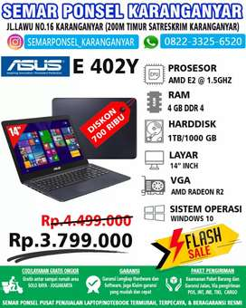 Asus e402ya new