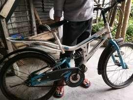 Woody juniour 20 kid bike GANG