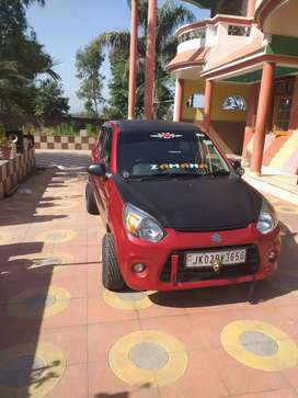 Alto 800lxi broad tyres