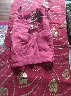 Sarees and marriage lehnga for sale