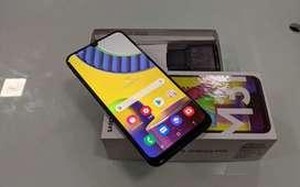 Samsung galaxy m31 6gb ram 64gb rom mobile