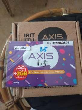 Axis rapih + kuota 1,5gb