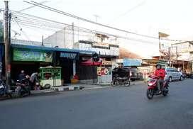Dijual Tanah-Bangunan (Rumah dengan Toko) Strategis Di Kota Purwakarta