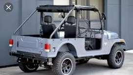 Mahindra roxor jeep
