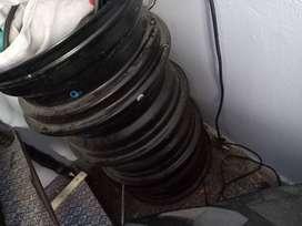 14 inch 4 new wheels