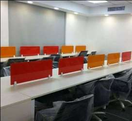 1000sqft fully furnished office at Rent for Janjeerwala