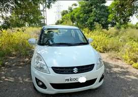 Maruti Suzuki Swift Dzire 2012 Diesel 84000 Km Driven