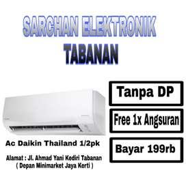 AC Daikin 1/2PK