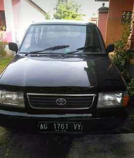 Toyota Kijang LSX kapsul diesel tahun 1997