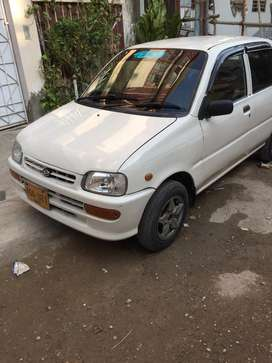 Daihatsu Cuore 2008 in very good condition , just buy and drive