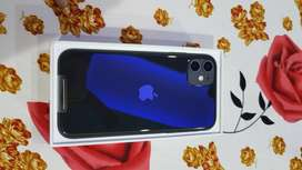 New Iphone 11 128gb black ony 11 month old.